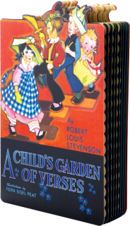 A Child's Garden of Verses (Shaped Children's Books)