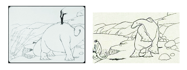 Gertie the Dinosaur by Winsor McCay