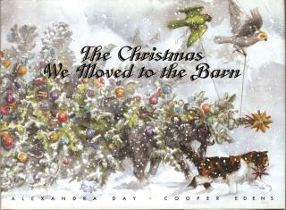 The Christmas We Moved to the Barn (Signed) (More Children's Books)