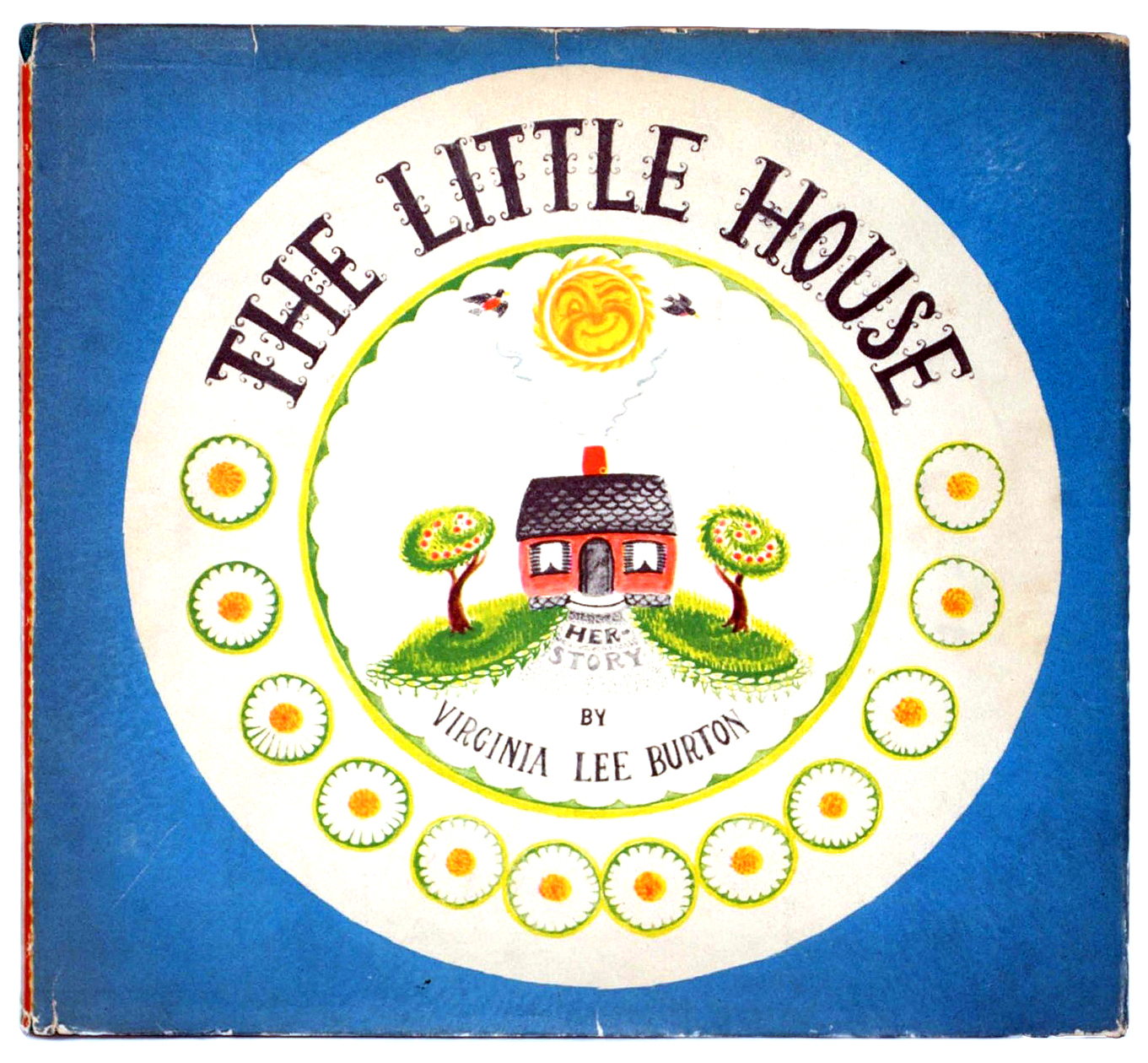 "Cover of ""The Little House"" by Virginia Lee Burton"