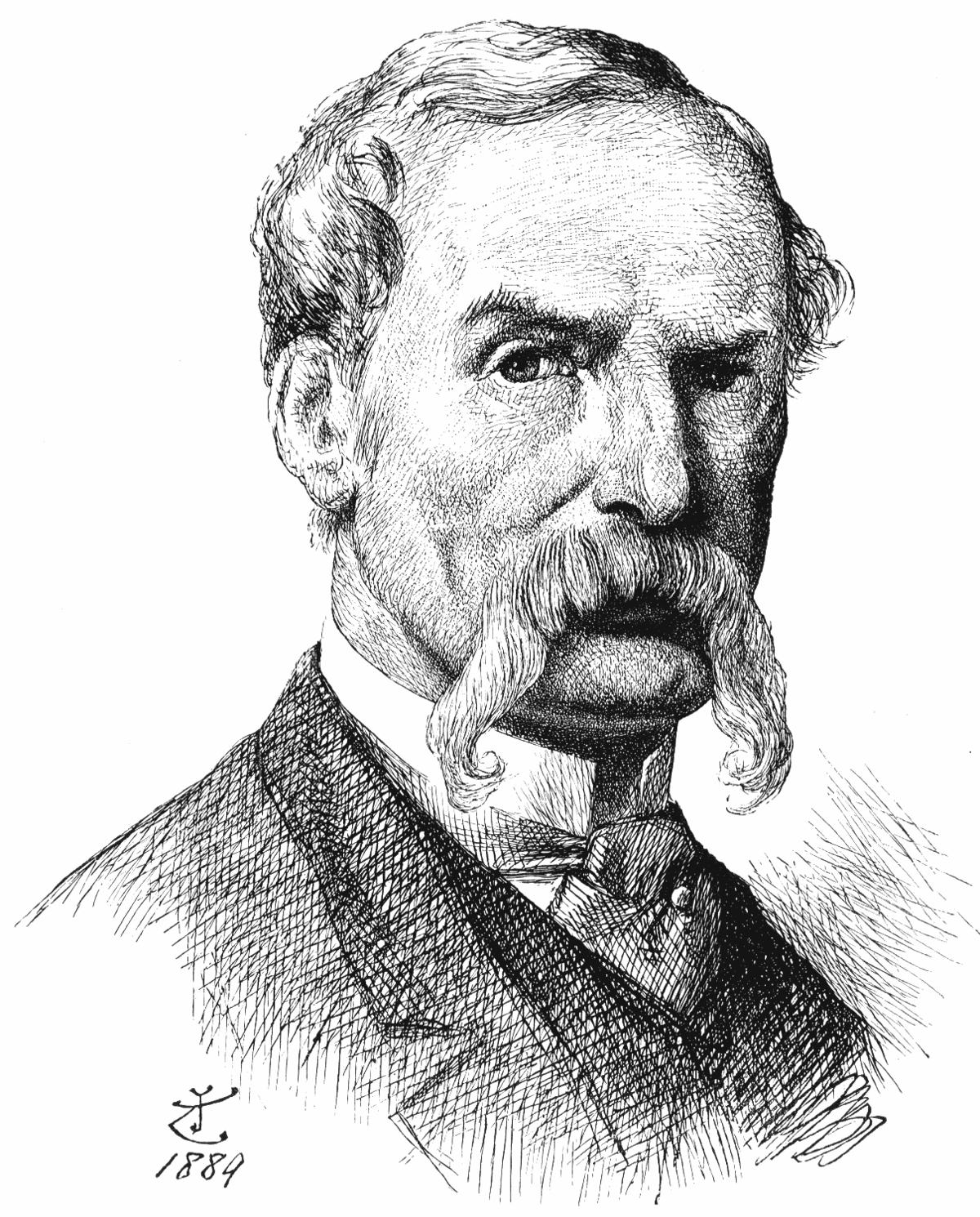 Portrait of John Tenniel