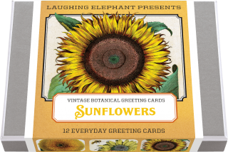 Sunflowers Greeting Card Box (Everyday Packaged and Boxed Greeting Cards)