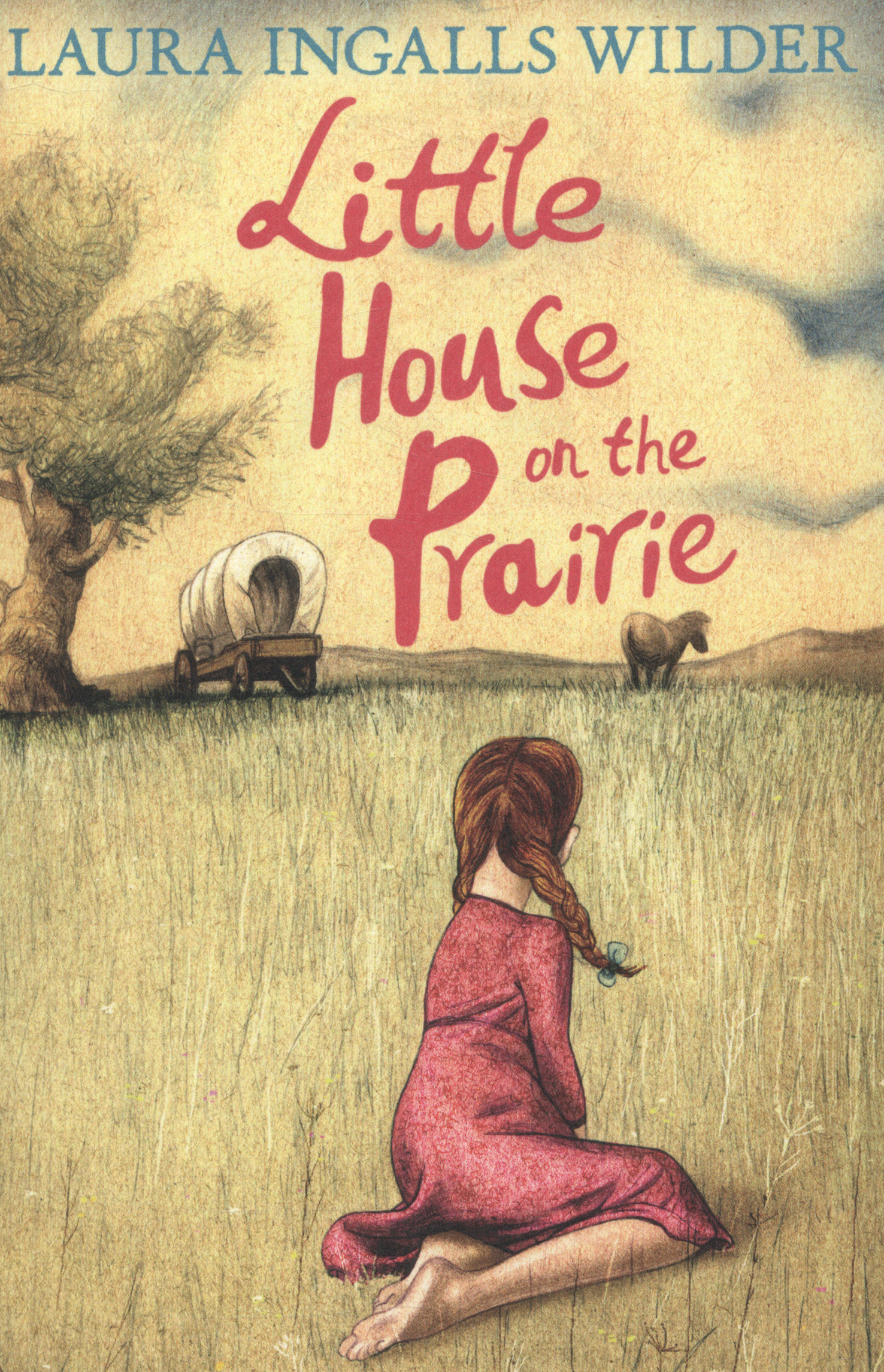 Illustration by Garth Williams for Little House on the Prairie