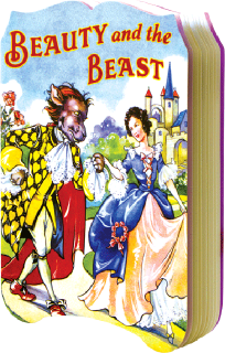 Beauty and the Beast (Shaped Children's Books)