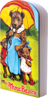 The Three Bears (Shaped Children's Books)