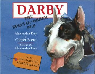 Darby, the Mail Order Pup (Signed) (More Children's Books)