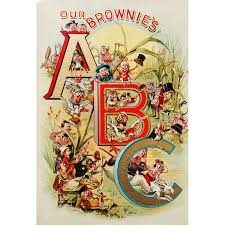 The Brownies ABC by Palmer Cox