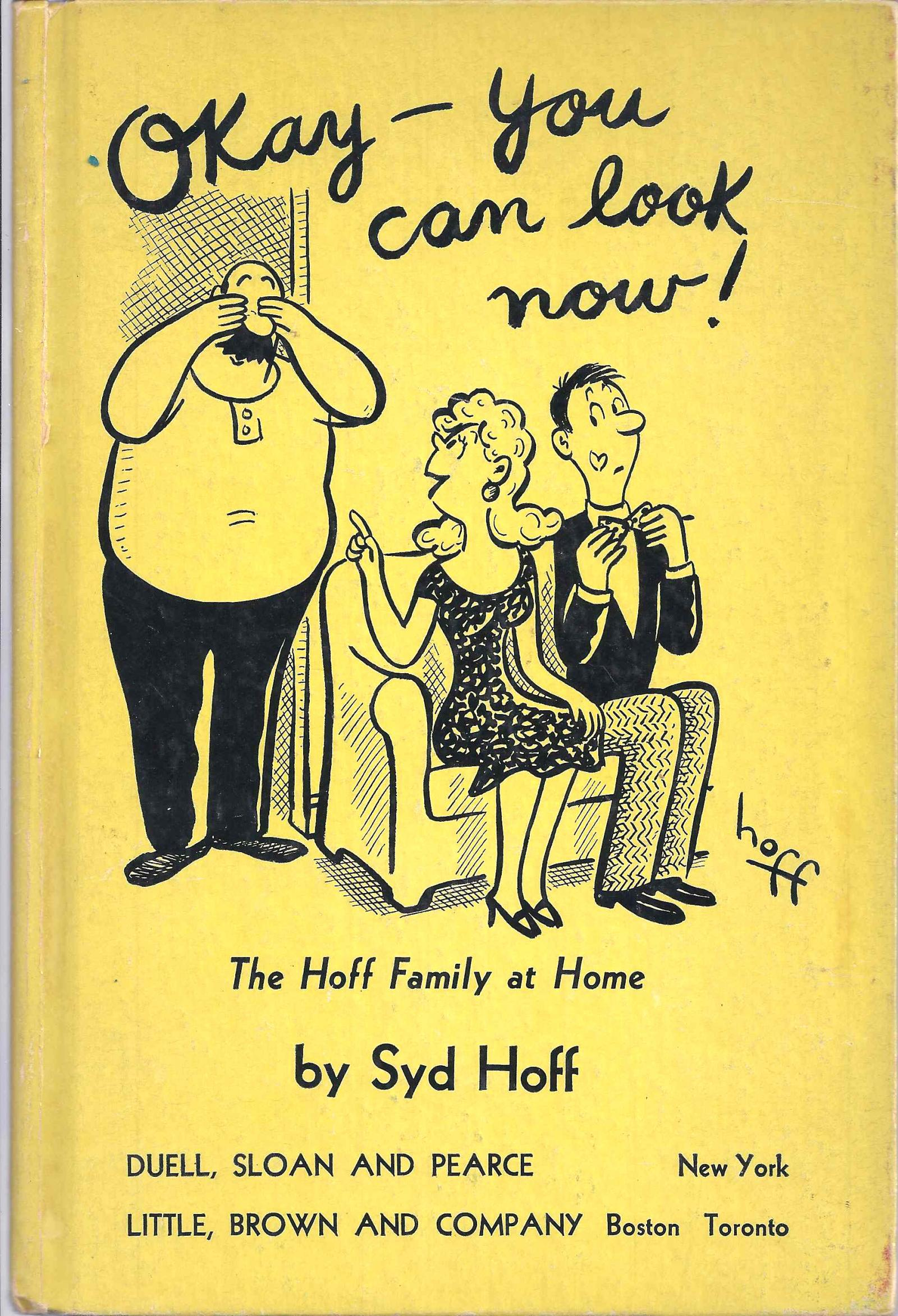 A Book of Cartoons by Syd Hoff