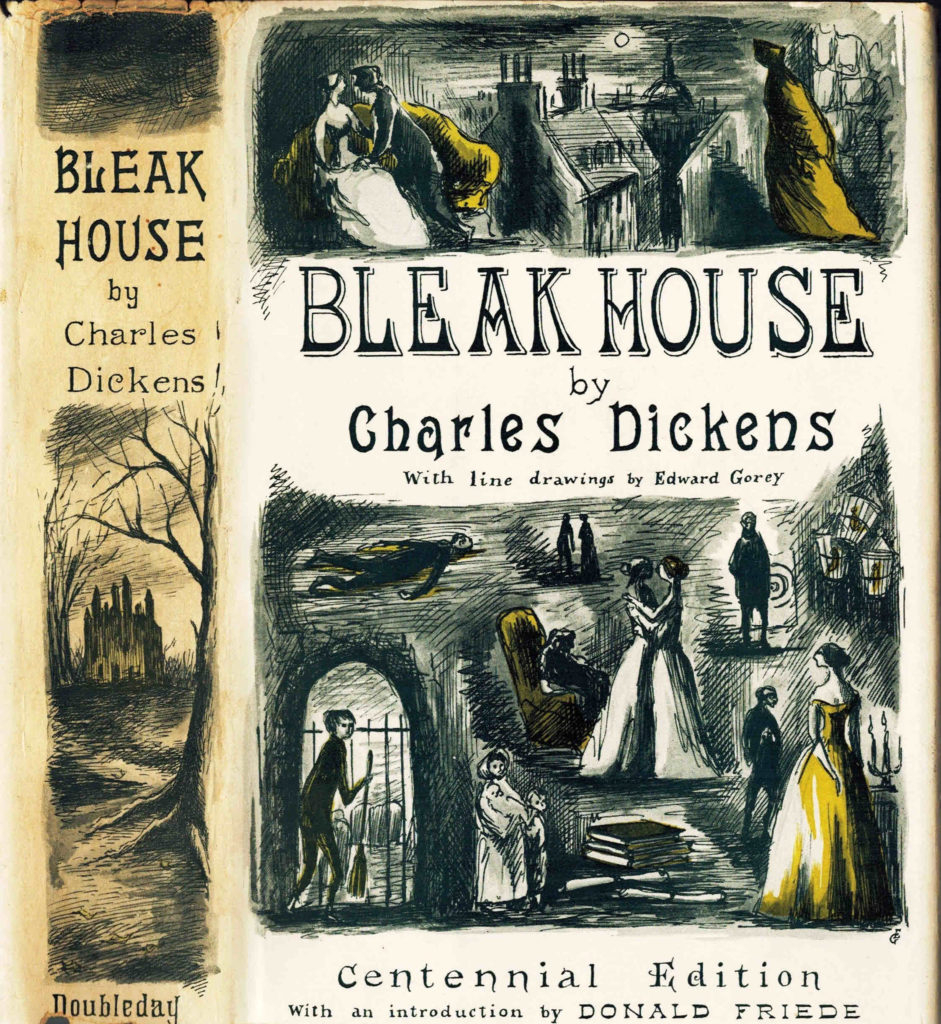 Bleak House, Illustrated by Edward Gorey