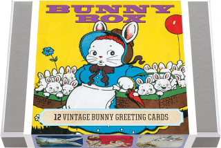 Bunny Box (Easter Greeting Cards)