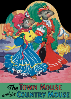 Ethel Hays The Town Mouse and the Country Mouse