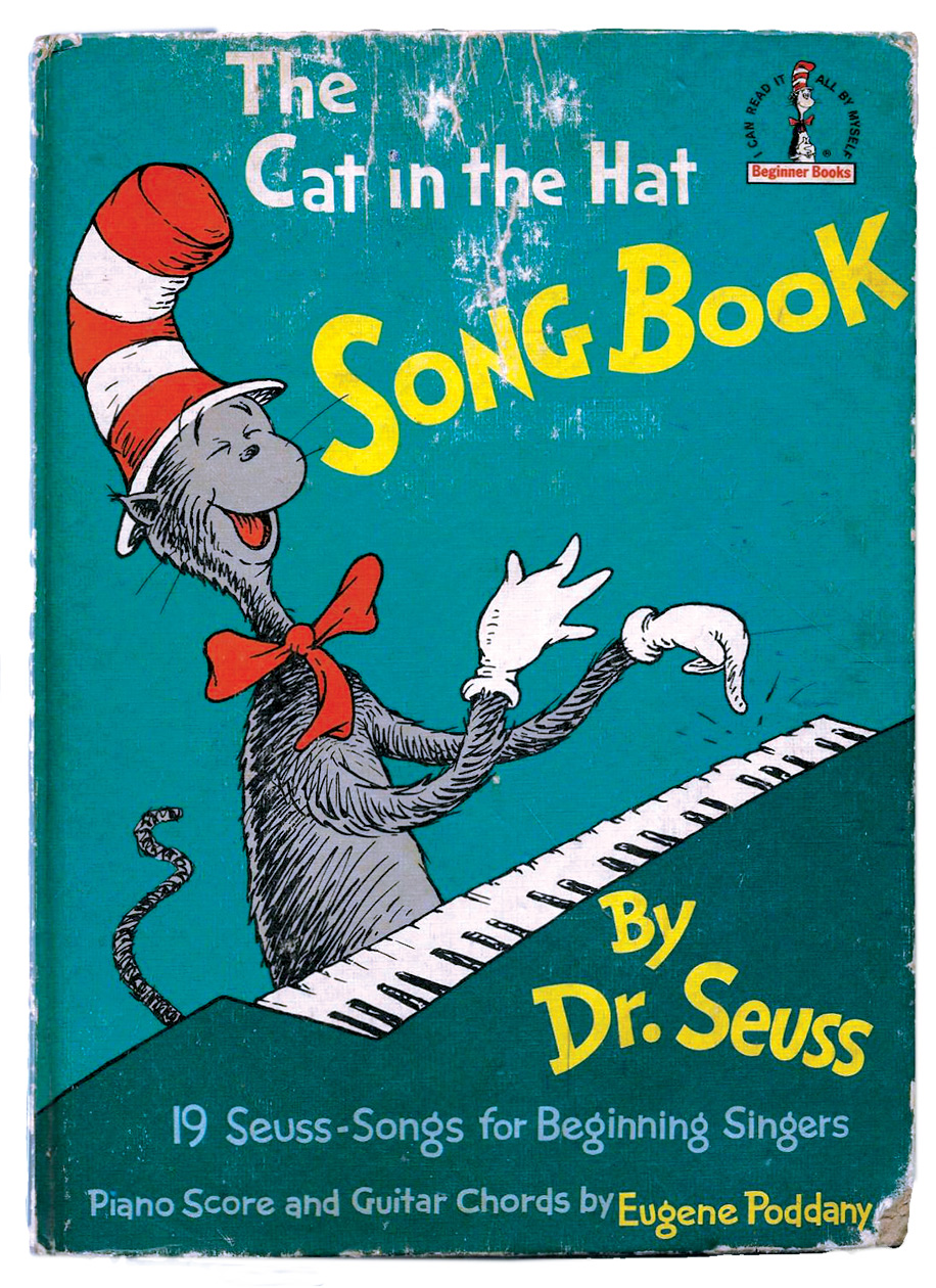 The Cat in the Hat Songbook by Dr. Suess