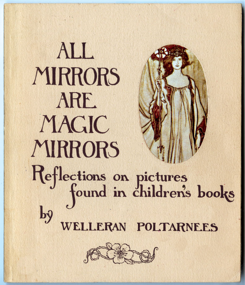 "Cover of ""All Mirrors Are Magic Mirrors"" (1973), Harold Darling's first book"