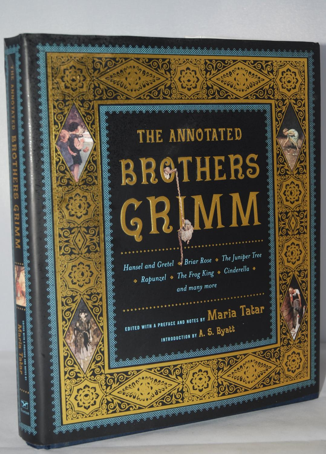 """""""The Annotated Brothers Grimm"""""""