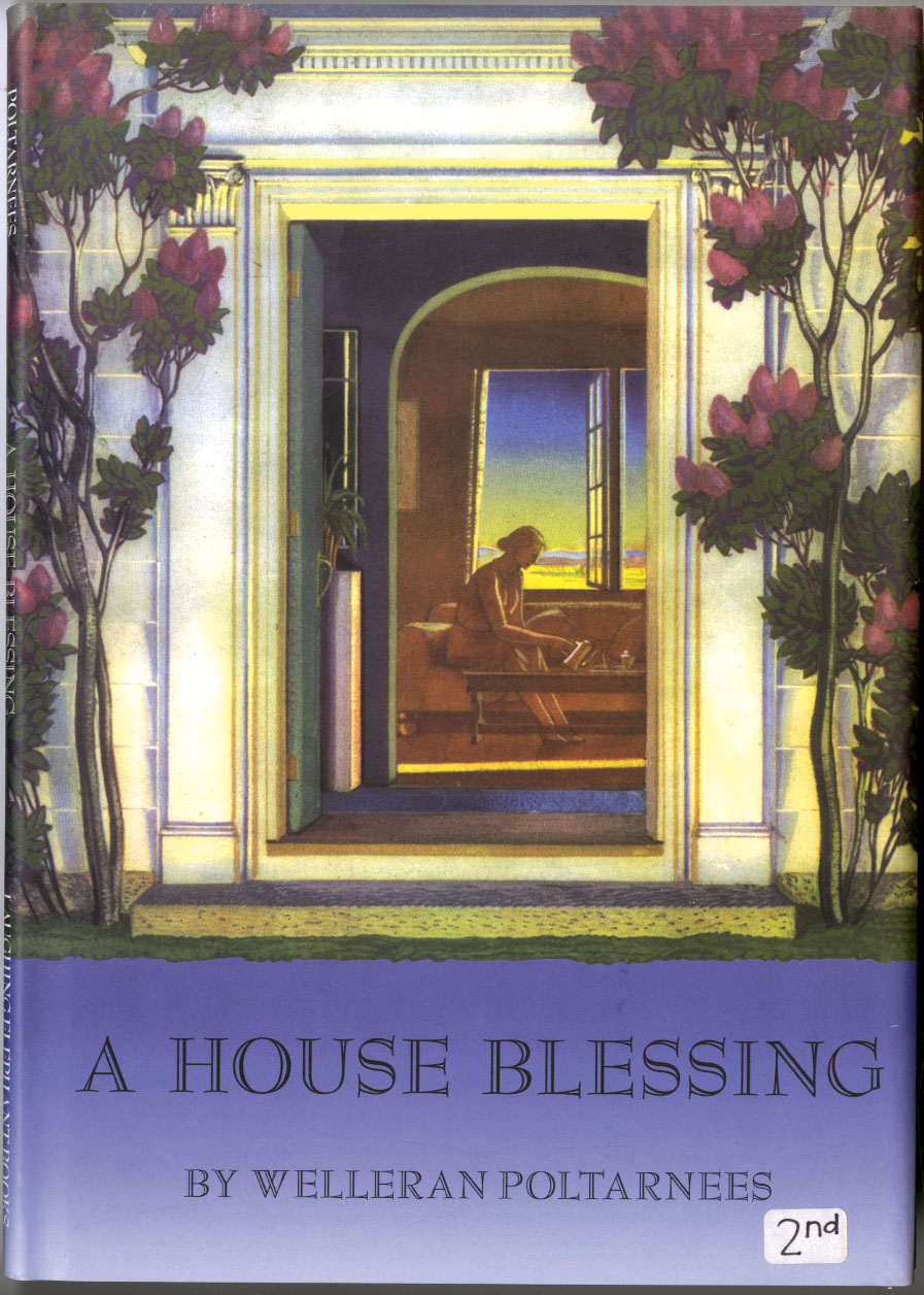 """House Blessing,"" (2000) by Harold Darling (Welleran Poltarnees)"
