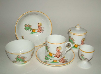 China designed by Mabel Lucie Attwell