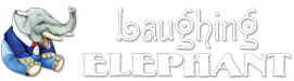 Laughing Elephant Website Logo
